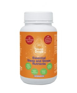 Essential Sleep and Stress Nutrients 180 capsules
