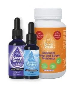 SleepDrops Sleep Support Pack