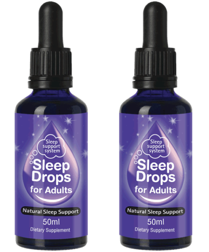 SleepDrops for Adults 50ml Sleep Remedy NZ Natural Support