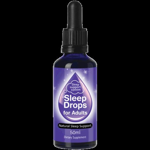 SleepDrops for Adults 50ml Sleep Remedy NZ Support Natural