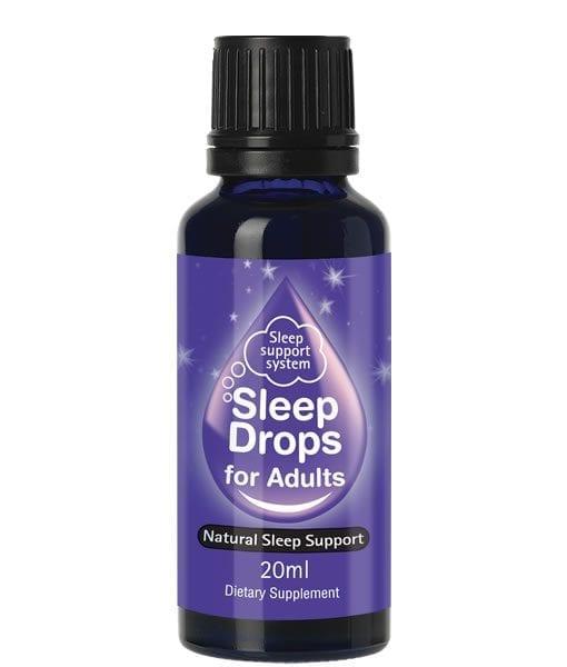 SleepDrops for Adults 20ml Sleep Remedy NZ